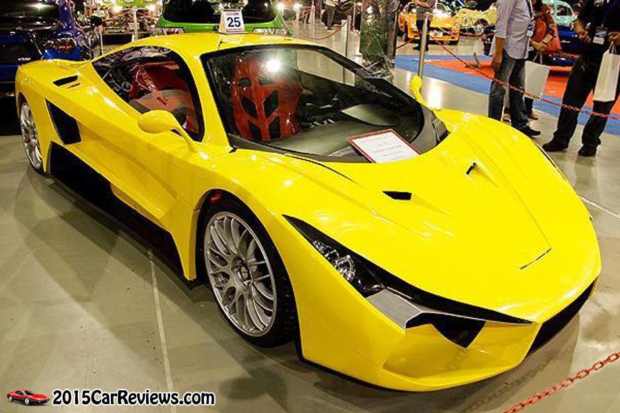 2014 Factor Aurelio Supercar Prototype Specs and Price