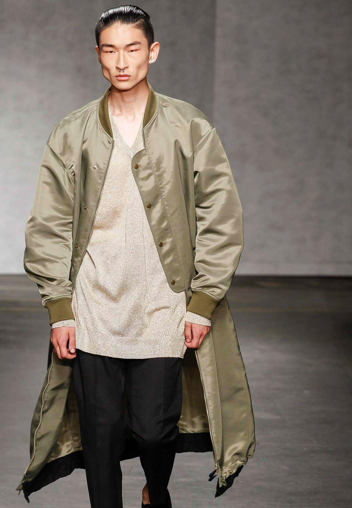 Casely Hayford SS15 SANG WOO KIM Streetwear homme, Mode