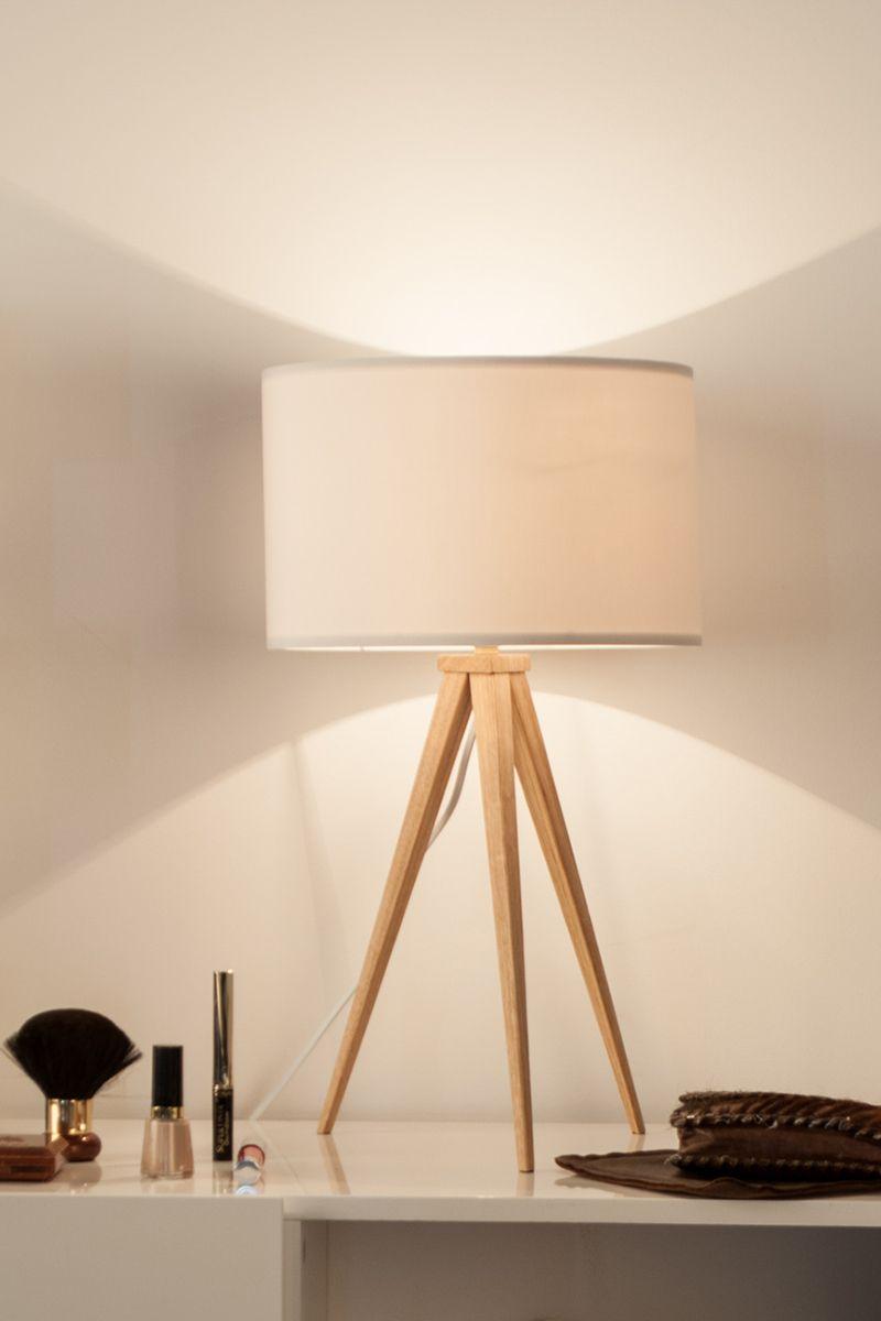 Tripod Wood Table Lamp Zuiver Woo Design Table Lamp Wood Lamp Decorative Floor Lamps