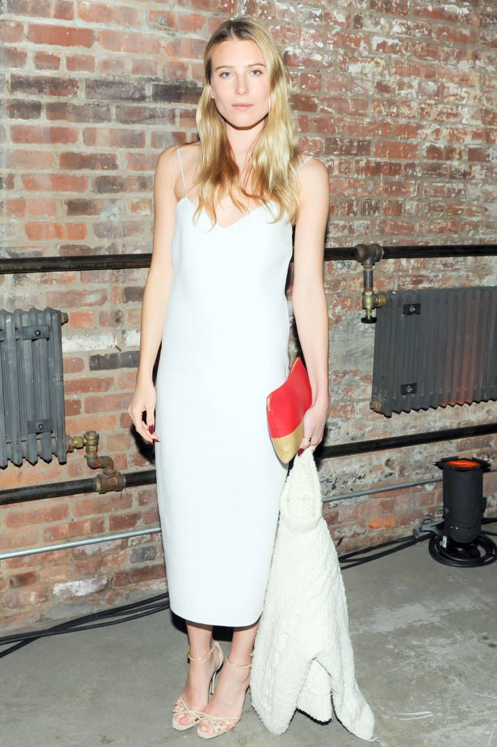 Learn from these party style masters and get chic in the heat.
