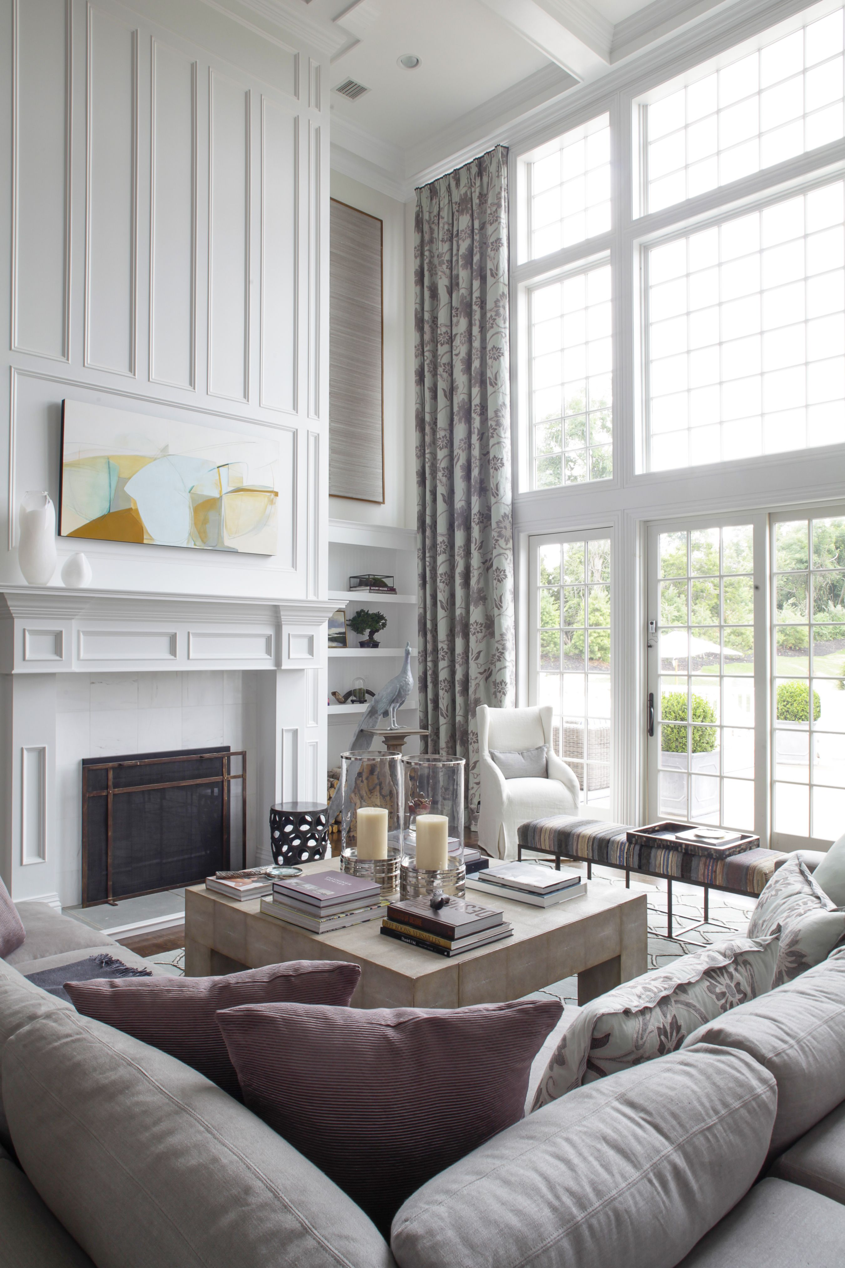 Gorgeous designs are on display at the hamptons designer showhouse also rh pinterest