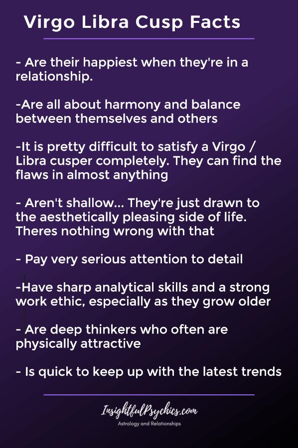 Libra cusp horoscope virgo daily Horoscope For