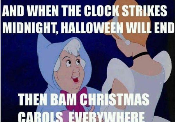 hab gar nicht gefragt wie Euer Halloween-Abend war ?