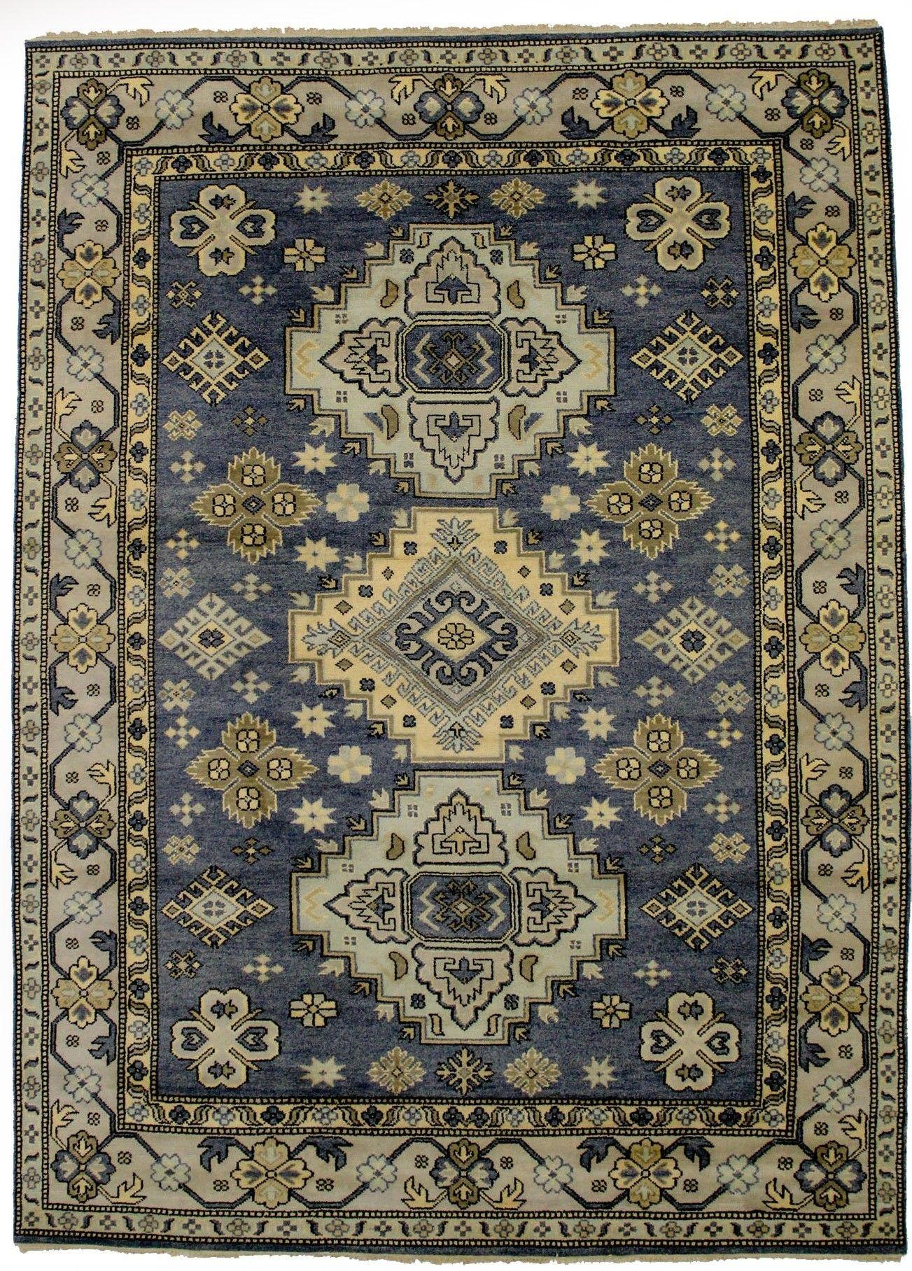 Antique Persian Rugs Dazzling Handmade Vintage Style Kazak