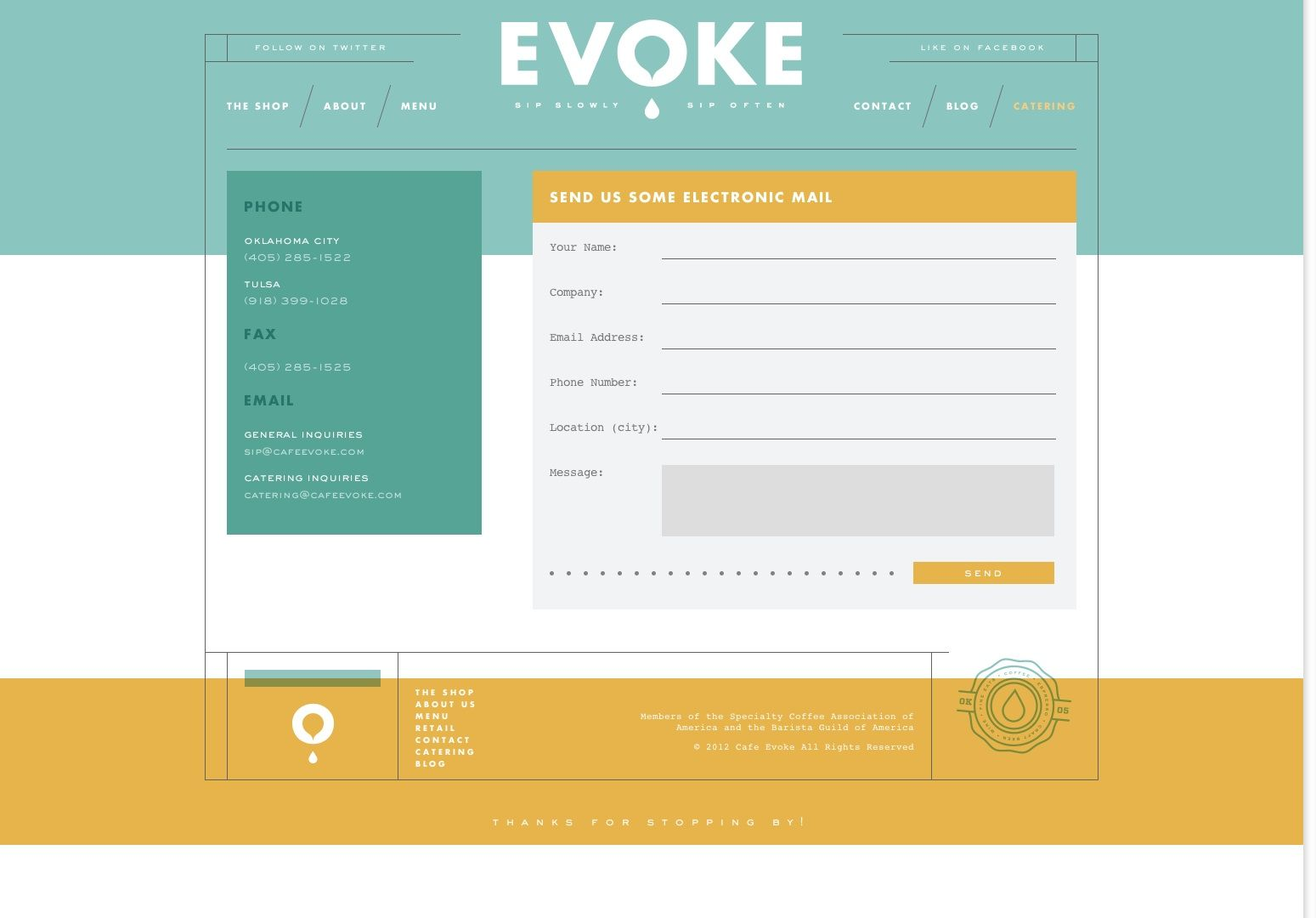 Designing a responsive form, 20 inspirational solutions | Design ...