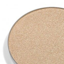 Chantecaille Pyrite eyeshadow -beautiful shimmery light golden beige color