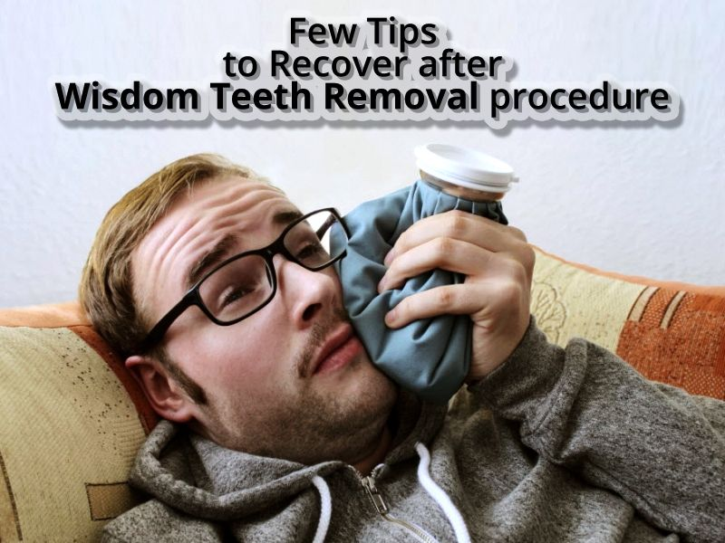 how to get stuff out of wisdom teeth holes