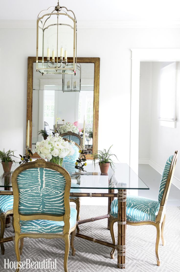 Inside a Tiny Florida Cottage Full of Tropical Colors | Pinterest ...