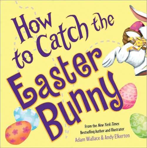 Be Made - How to Catch the Easter Bunny Book, $11.99 (http://www.bemadeinc.com/how-to-catch-the-easter-bunny-book/)