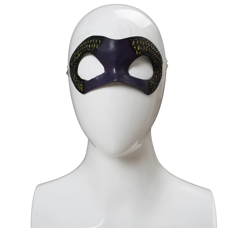 The Flash Nora Patch Eyemask Cosplay Props Cosplay Props The Flash Cosplay
