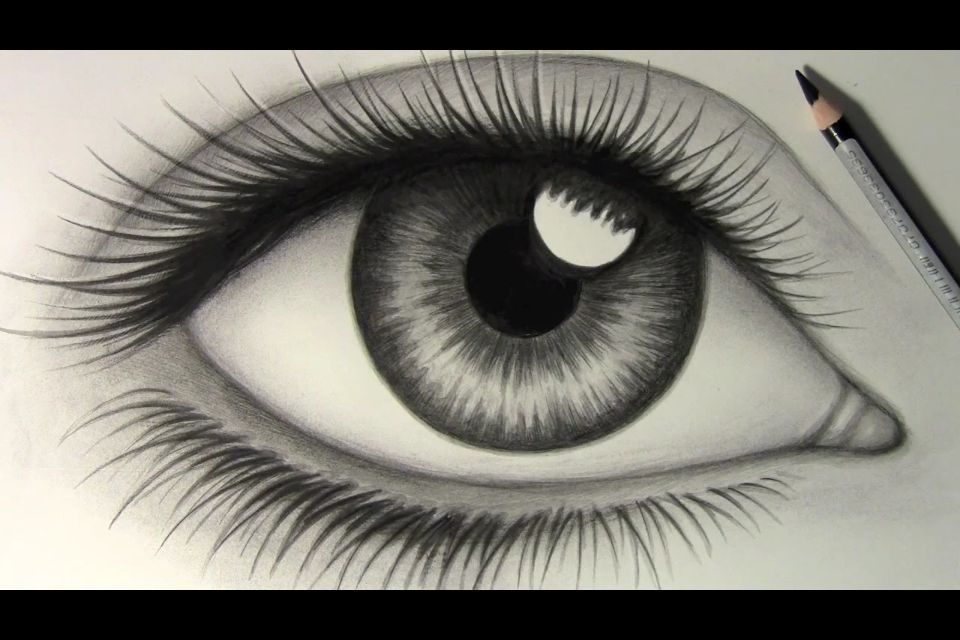 eye illusions to draw - 960×640