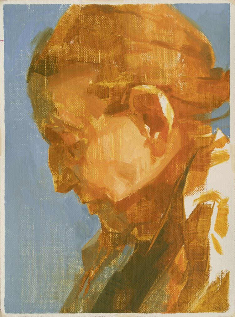 Our Painted Lives : painted, lives, Painted, Lives, Painting,, Painting, Tutorial,, Female