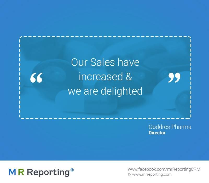 MR Reporting (mrreporting) on Pinterest - sample sales tracking