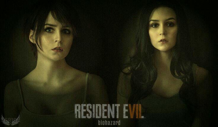 Mia Or Zoe Resident Evil Girl Resident Evil Cosplay