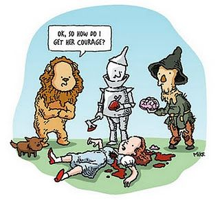 Wizard Of Oz Lessons Leadership Lessons From The Wizard