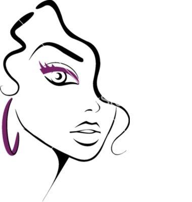 Makeup icon on VectorS...