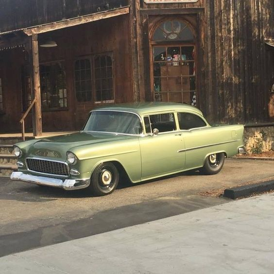 1 9 5 5 Murica Aussie Whips Chevy Muscle Cars Classic Car