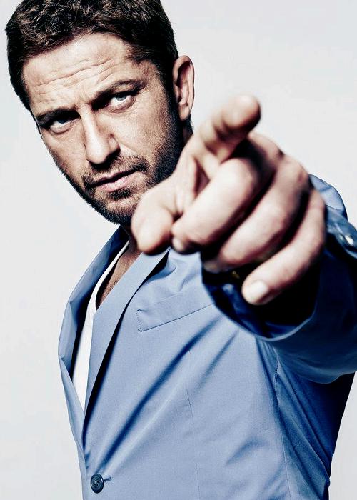 Gerrard Butler ~ yes you!!! ♡