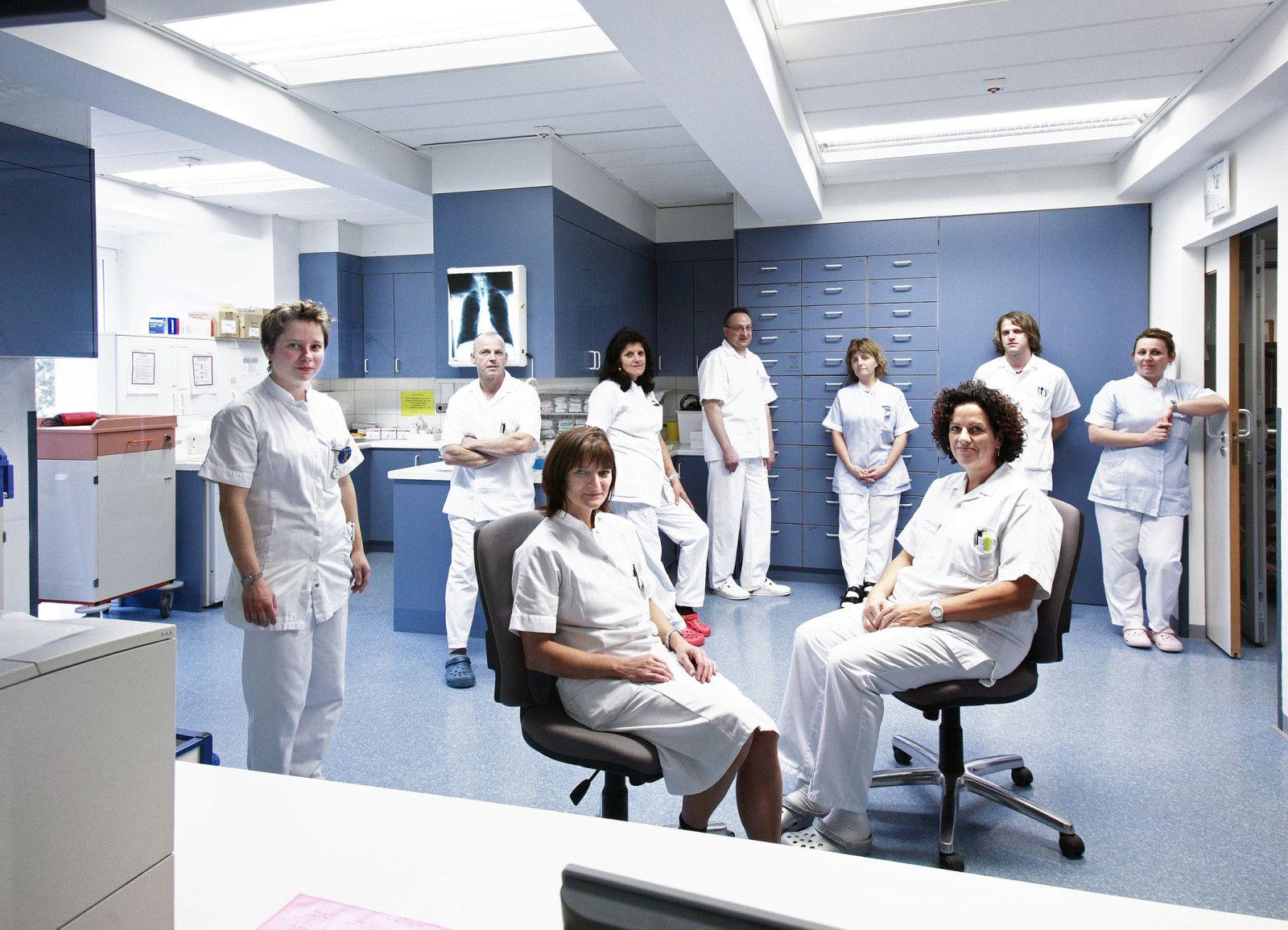 Gesund werden in der EMCO-Privatklinik