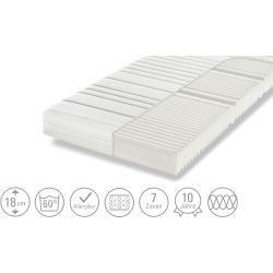Photo of Dreamer eXpress 7-zone cold foam core mattress Puro 2 ¦ white ¦ Dimensions (cm): W: 140 H: 18 mattresses & Z