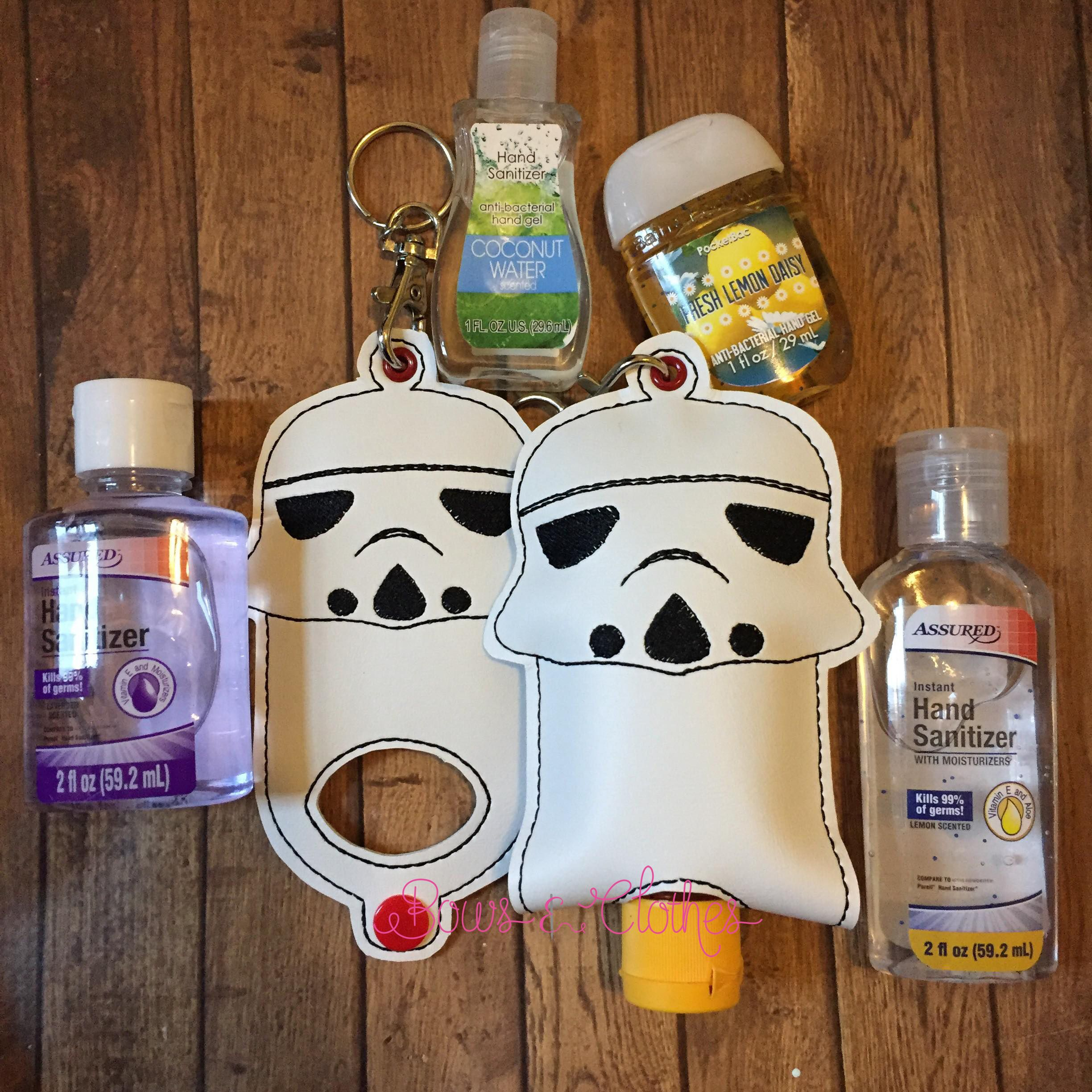 Space Storm Open Tab Hand Sanitizer Hand Sanitizer Pet Bag