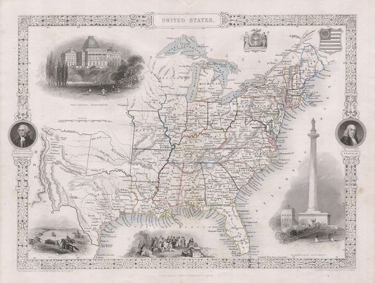 The United States from 1850 to 1860: A Union in Peril Crossword ...