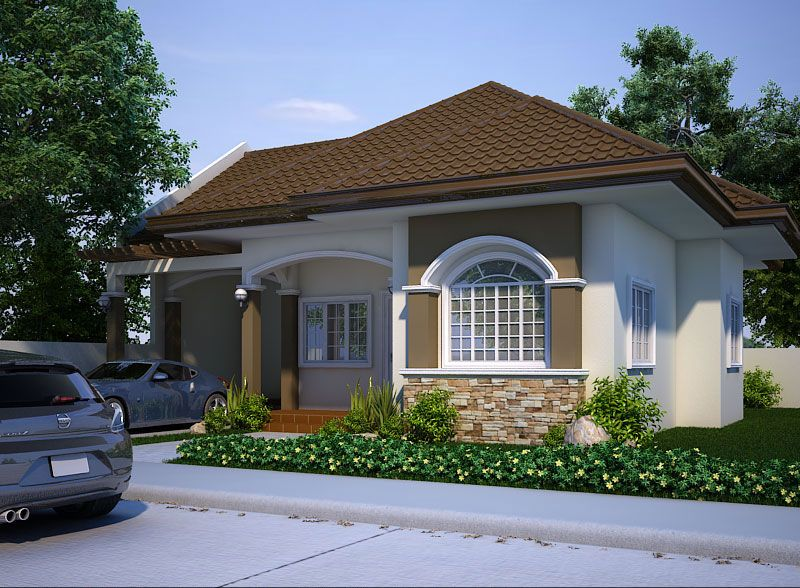 small house design 2013004 pinoy eplans modern house designs small house design and - Small Houses Design