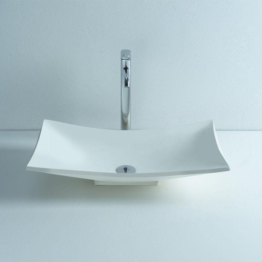DW-143 (25 x 15) - ADM Bathroom Design - 2   powder room sink ...