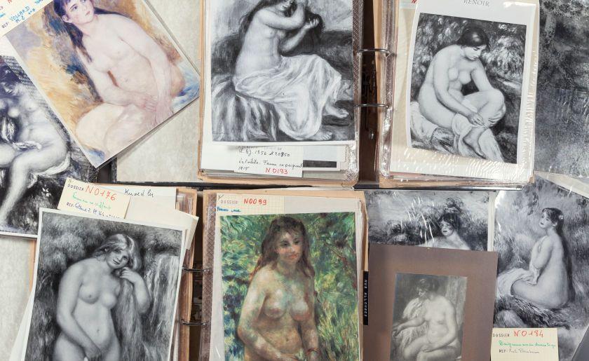 Analogous nude portrait — img 10