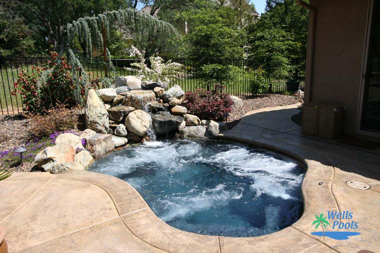 High Quality Small Pool | Small Pool Construction, Sacramento, Folsom, El Dorado Hills,  Roseville
