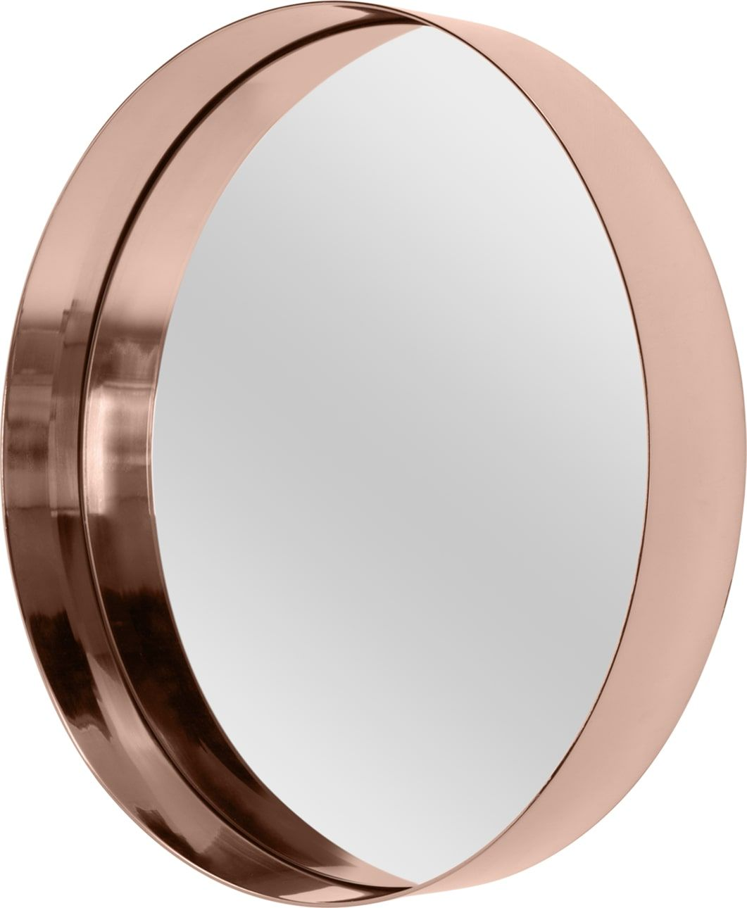 Alana Round Wall Mirror Extra Large 80 X 80 Cm Copper From Made Com New Express Delivery What S Not To Mirror Wall Round Wall Mirror Mirror Wall Living Room