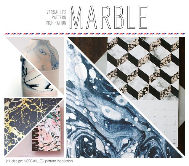 Home Decor Marble Trend
