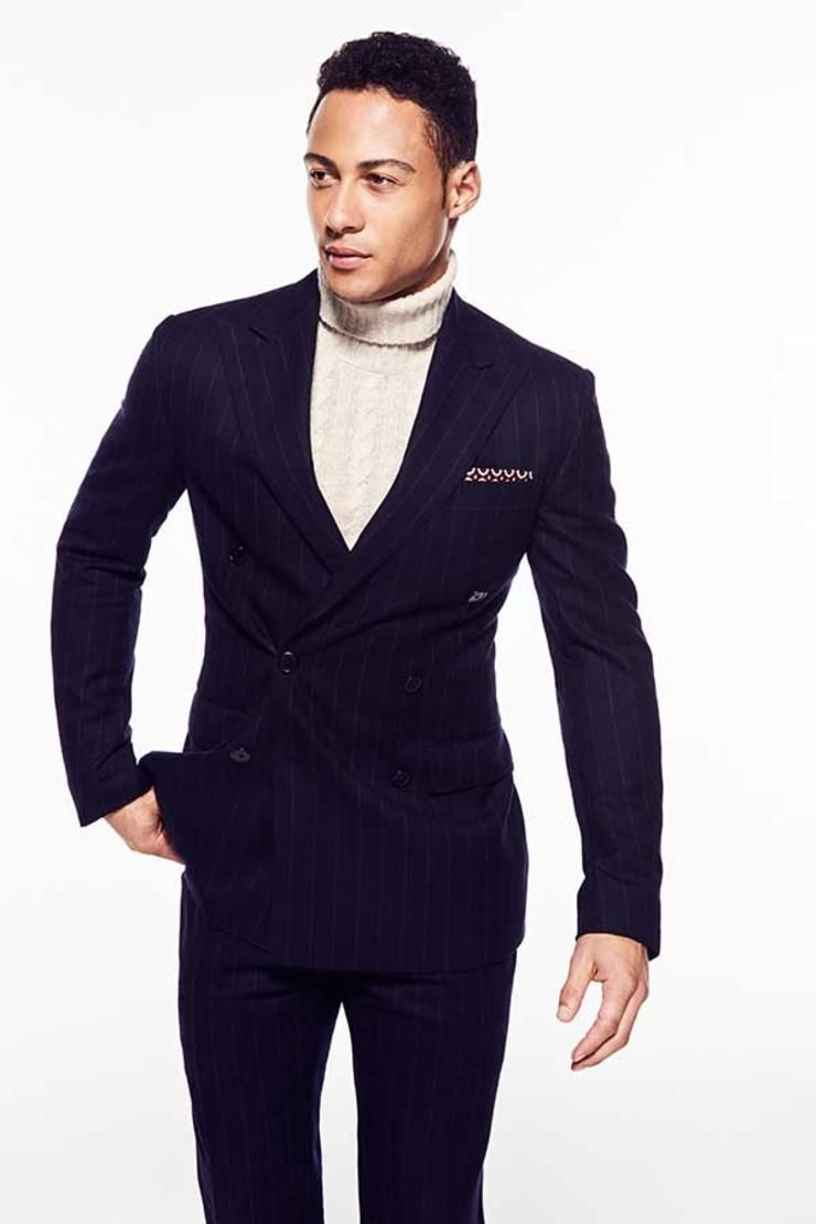 4 Looks That Will Never Go Out Of Style | Pinstripe suit and Men's ...