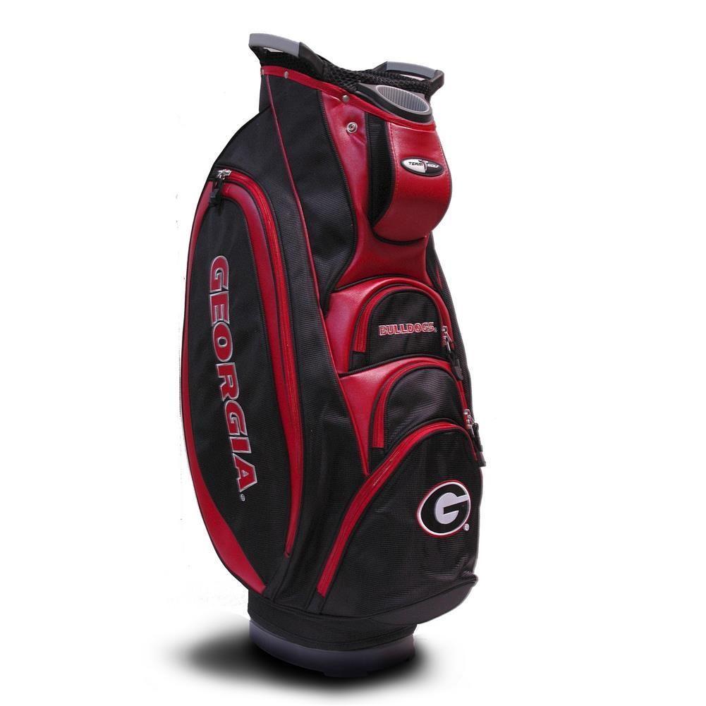 Bulldogs UGA Victory Golf Cart Bag Golf bags for