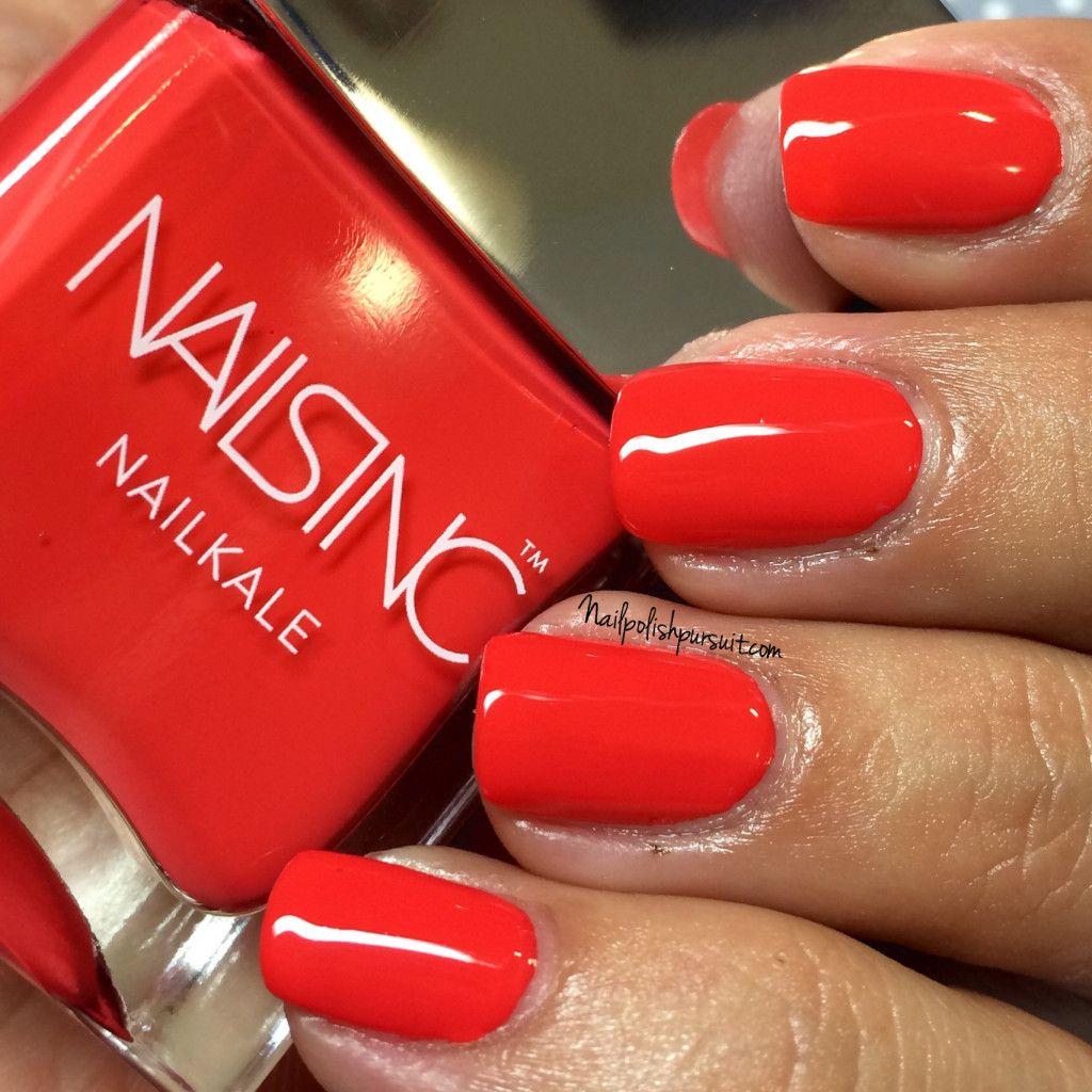 Nails inc gel nail colors and gel nail polish on pinterest - Nails Inc Hampstead Grove Nailkale The Polished Pursuit