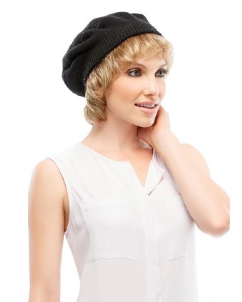 Boina oncológica de punto. Protege tu cabeza con los sombreros ...