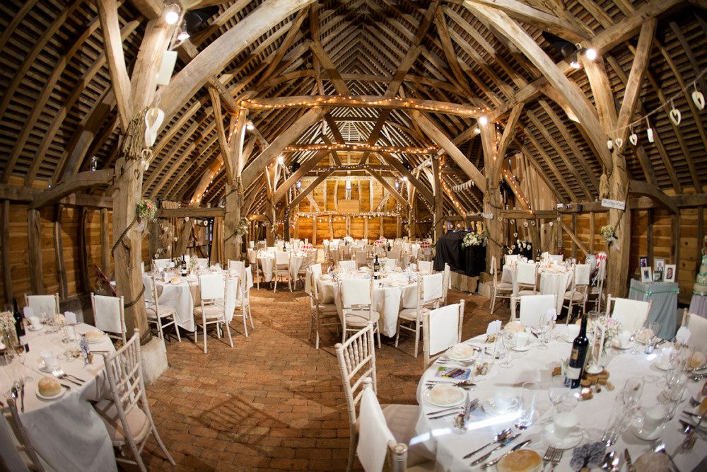 budget wedding venues north yorkshire%0A Photograph gallery of Gildings Barns  Wedding and events venue  Surrey   South East England