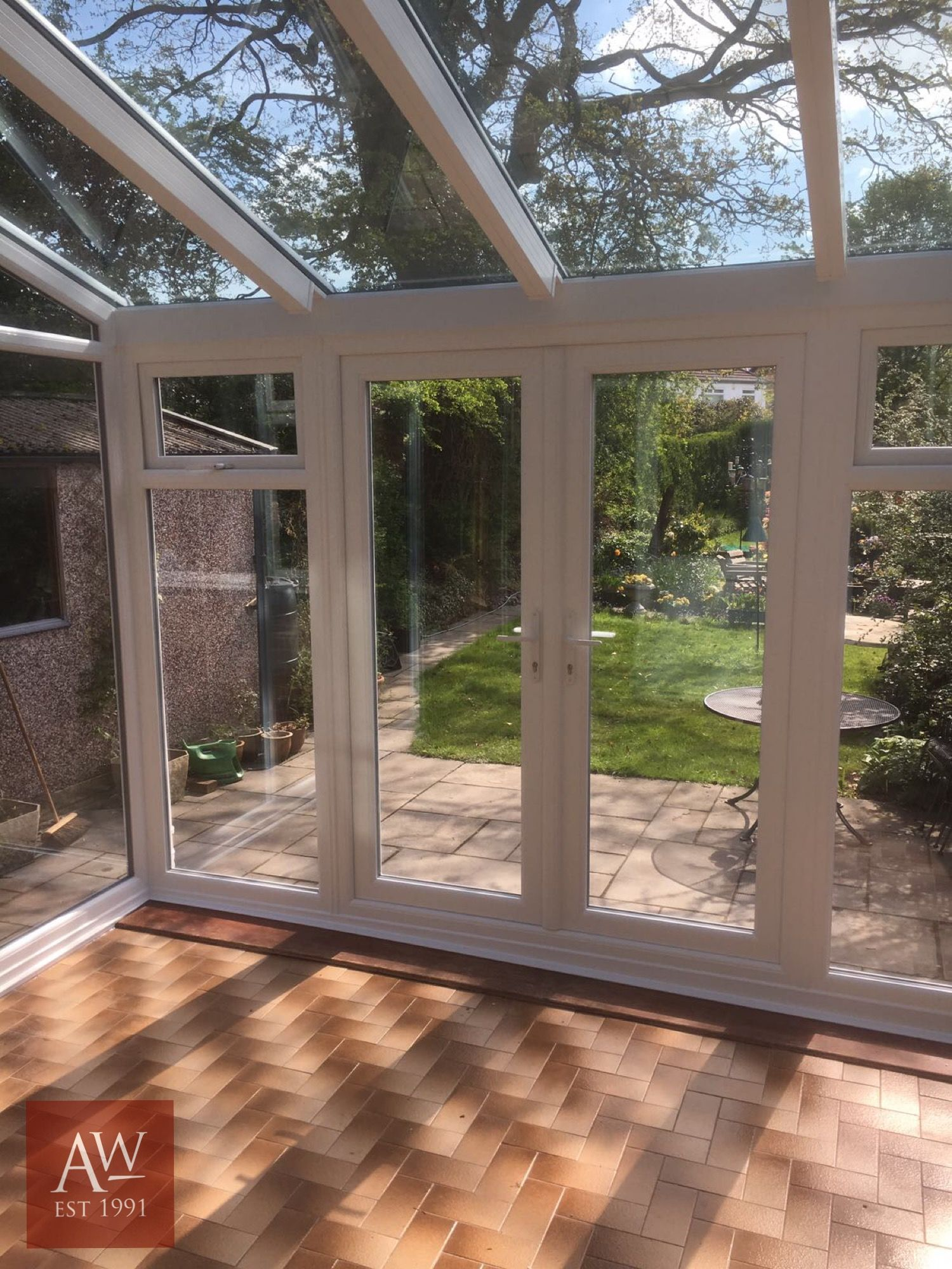 Conservatory Room Addition In The Uk 1040x1485 In 2020: Glass Conservatories And Porches In Stockport In 2020