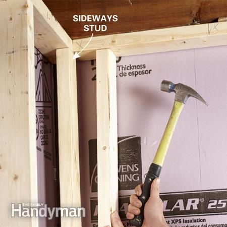 how to finish a basement wall studs basements and basement walls