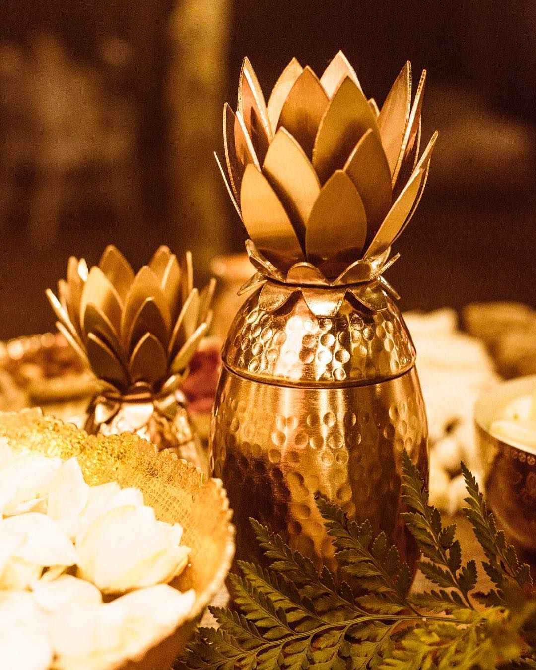Pineapple sumale a tu mesa objetos de decoraci n que for Objetos de decoracion online