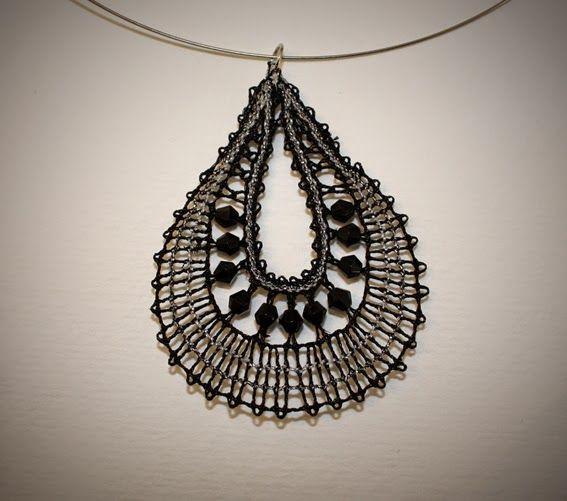 Moja ustvarjanja: Kolekcija ogrlic