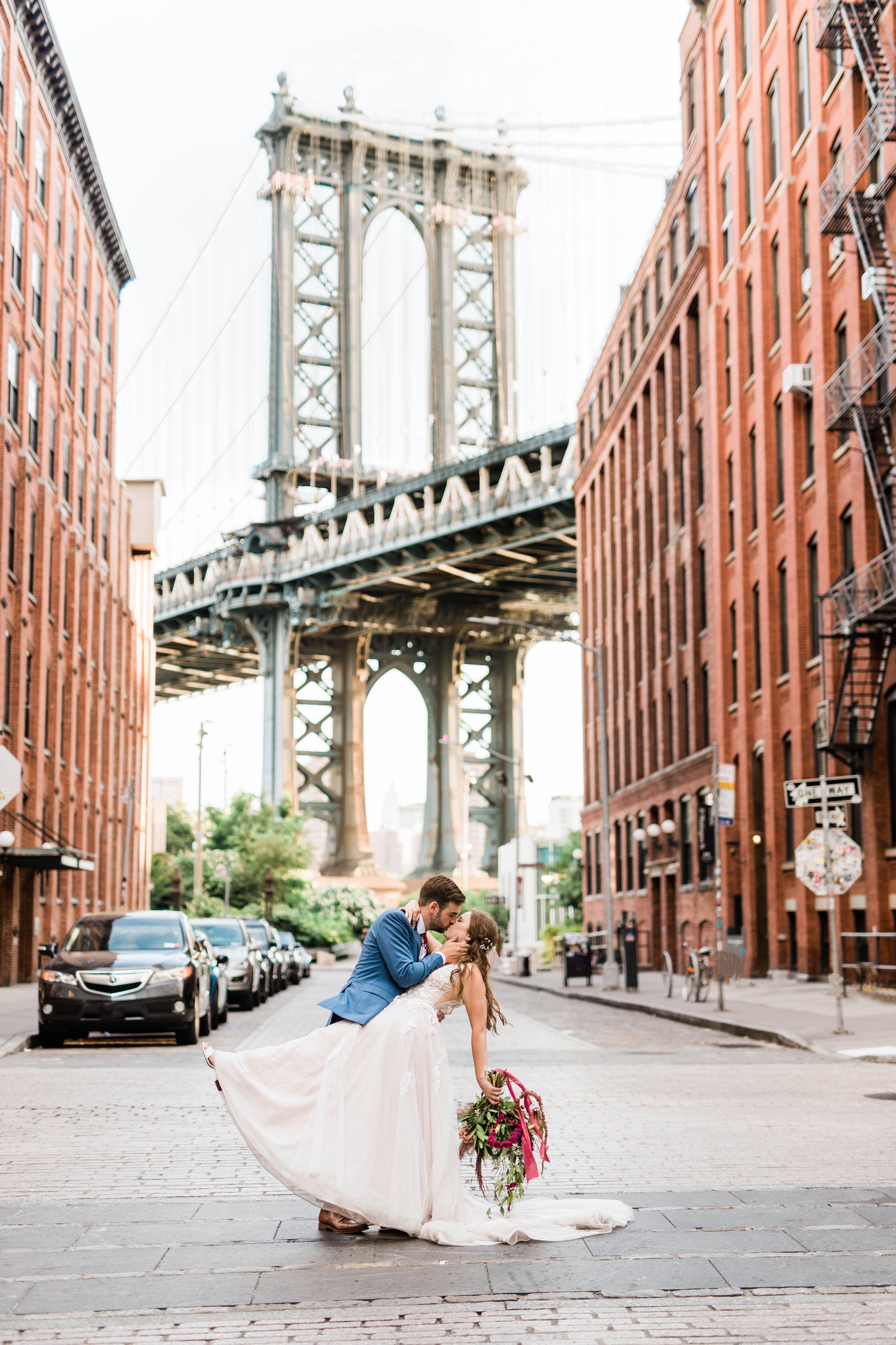 Brooklyn New York Wedding in 2020 Brooklyn winery