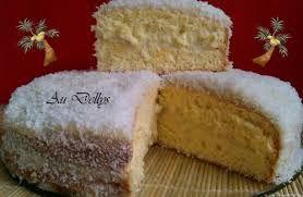 """le mont blanc gâteau antillais"""""""