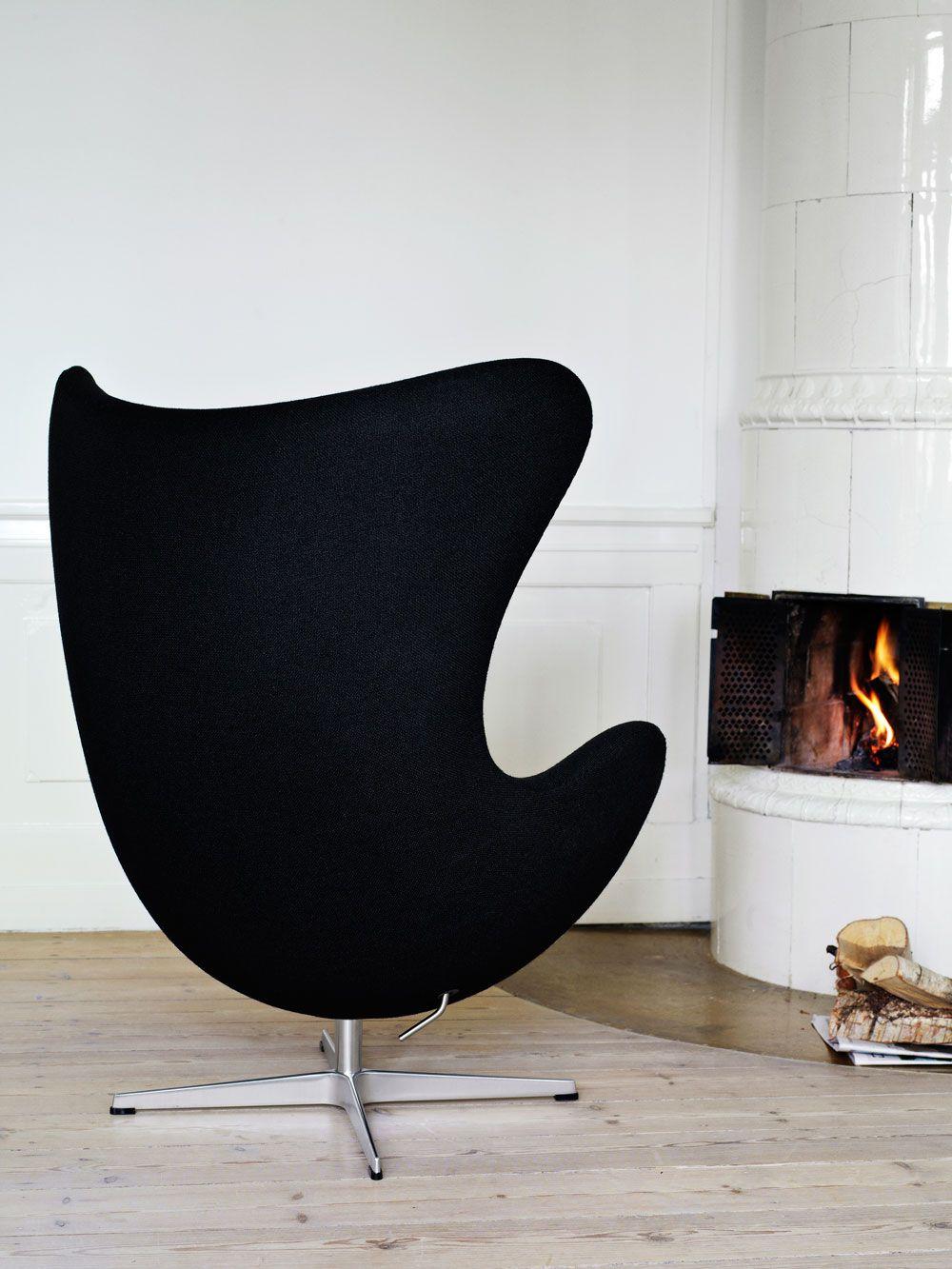 Scaunul Egg, design Arne Jacobsen, stil nordic   Revista Casa Lux