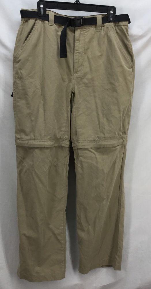 Nike Acg Convertible Pants Shorts Size Medium Outdoor Hiking Pants Mens Hiking Pants Mens Hiking Pants Mens Outfits