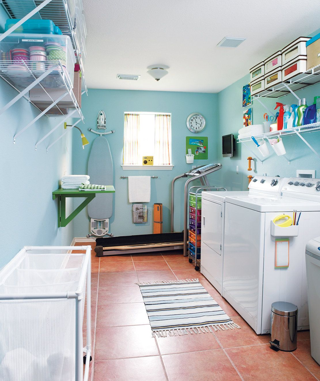 small space laundry room organization tips unfinished on effectively laundry room decoration ideas easy ideas to inspire you id=70521