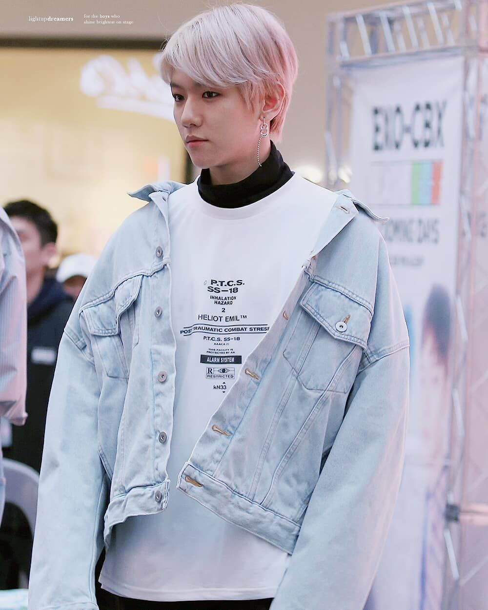 Most Handsome K-Pop Male Idols | EXO | Baekhyun (Byun Baek