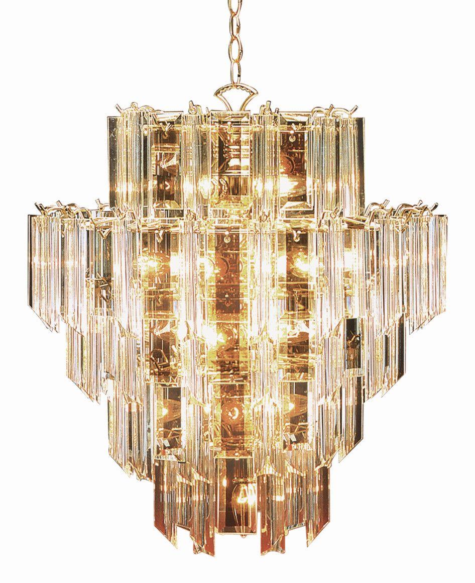 Elvis 16 Light Pendant Acrylic Chandelier Chandelier Lighting