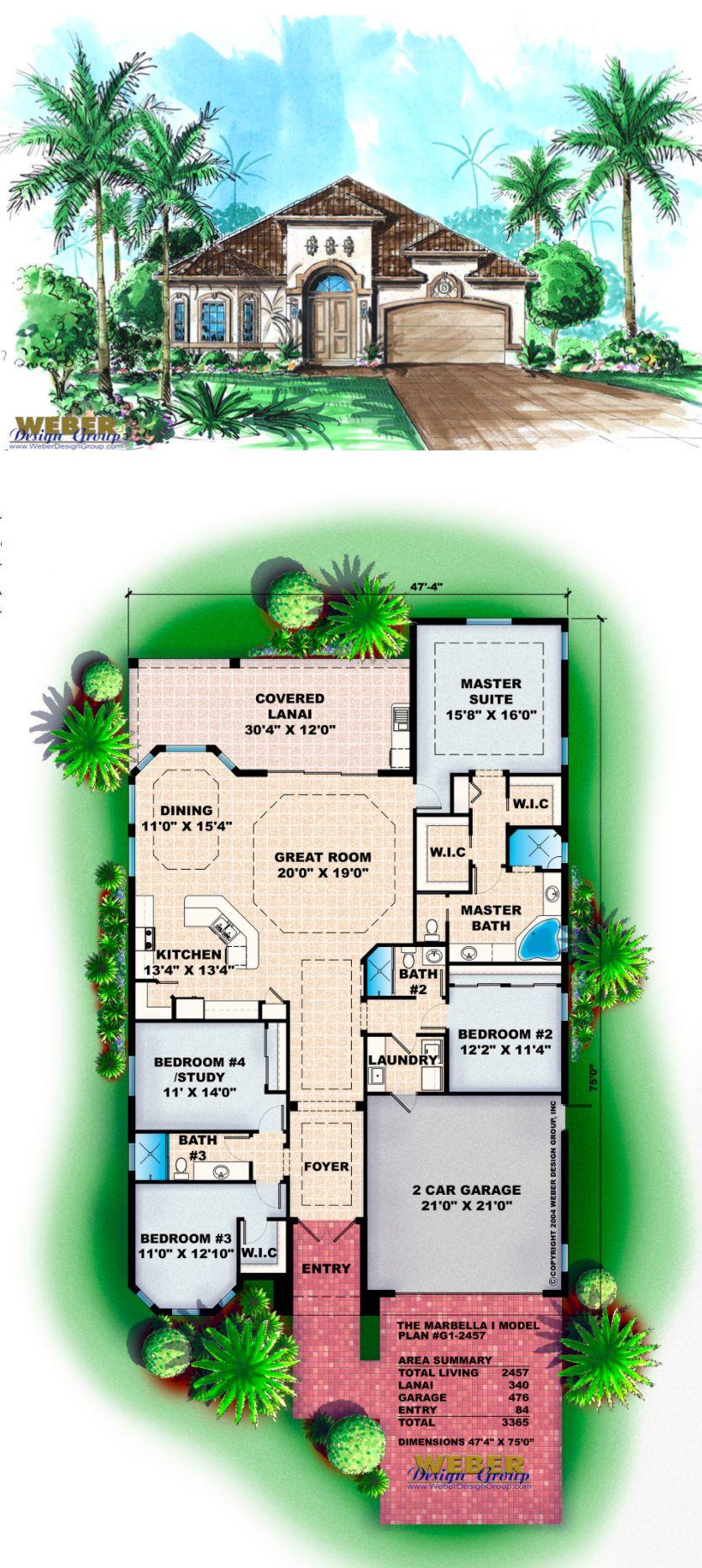 Mediterranean House Plan Small Narrow Coastal Lot Home Floor Plan Mediterranean House Plan Mediterranean Homes Mediterranean Decor