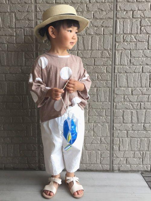 c7c849ae6dbfc2 Chiiiii|その他を使ったコーディネート | ゆるシルエット♡韓国子供服 ...